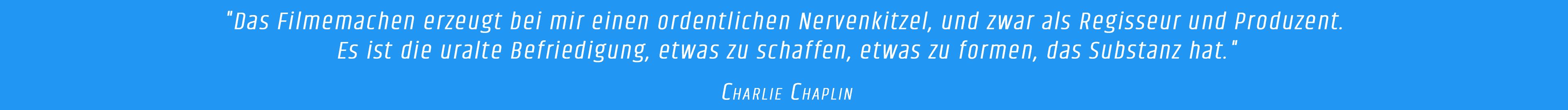 Zitat - Charlie Chaplin