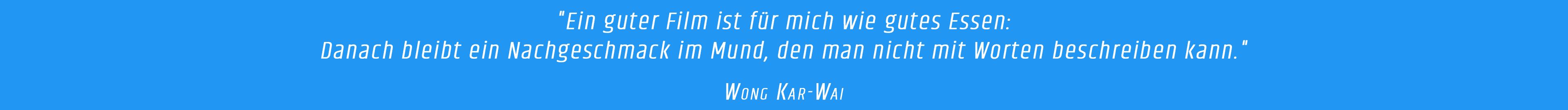 Zitat Wong Kai-Wai